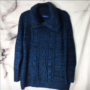 Karen Scott Long Sweater